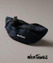 SHIPS JET BLUE/【MEN'S NON-NO 9月号掲載】WILD THINGS×SHIPS JET BLUE:別注 ボディバック/ファニーバック/500867942