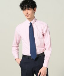 EDIFICE/CANCLINI / カンクリーニ タブカラーピンクシャツ/500869987