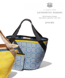 JIYU-KU /Antoinette Poisson BOTANIQUE バケツトートバッグ(検/500870175