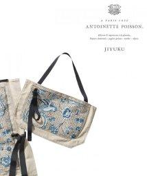 JIYU-KU /Antoinette Poisson FLEUR ET OISEAUX ポーチ(/500870190