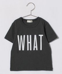 b-ROOM/BIGロゴTシャツ/500846048