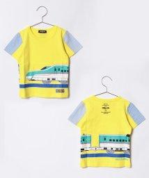 kladskap/プラレール新幹線半袖Tシャツ/500846162