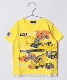 kladskap/トミカ働く車半袖Tシャツ/500846165