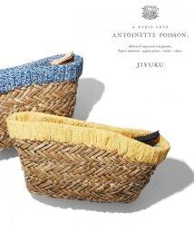 JIYU-KU /Antoinette Poisson BOTANIQUE クラッチバッグ(検索番/500870192