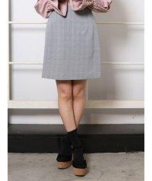 dazzlin/シンプルミニタイトスカート/500871682