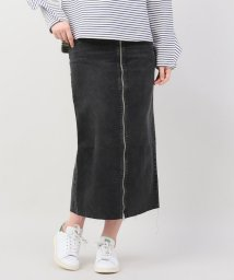 JOINT WORKS/CHEAPMONDAY zip long skirt/500874765