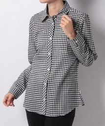Alpine DESIGN/アルパインデザイン/レディス/長袖チェックシャツ/500876167