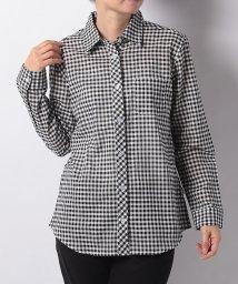 Alpine DESIGN/アルパインデザイン/レディス/長袖チェックシャツ/500876168