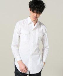 EDIFICE/LA BOUCLE / ラブークル ストレッチドレスシャツ/500876456