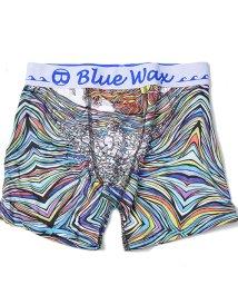 Blue Wax/BlueWax【ブルーワックス】Art design ボクサーパンツ/500876589