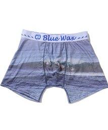 Blue Wax/BlueWax【ブルーワックス】Men of surfing ボクサーパンツ/500876592