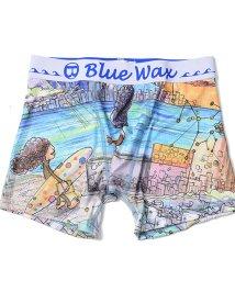 Blue Wax/BlueWax【ブルーワックス】Music&surf ボクサーパンツ/500876601