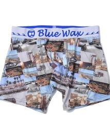 Blue Wax/BlueWax【ブルーワックス】Collage ボクサーパンツ/500876602