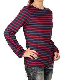 SAINT  JAMES/SAINT JAMES MINQUIERS MODERNE マンキエモダン Tシャツ 9858 ユニセックス/500856866