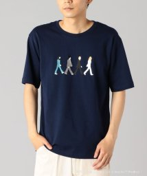 SHIPS MEN/SU: BEATLES Tシャツ/500878472