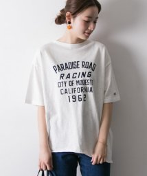 URBAN RESEARCH/Champion ハーフスリーブグラフィックTシャツ/500879269