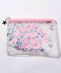 Lovetoxic/スパンコールポーチ/500854682