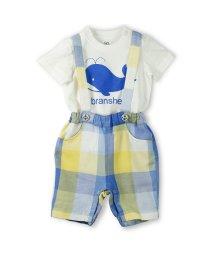 branshes/半袖Tシャツ&ショートオールセット/500869330