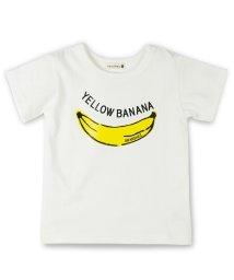 branshes/バナナプリント半袖Tシャツ/500869332
