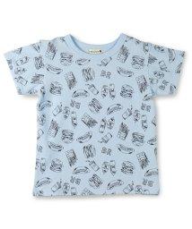 branshes/ジャンクフードプリント半袖Tシャツ/500869333