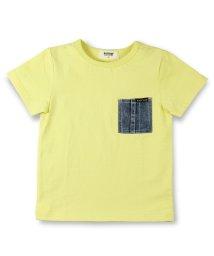 RADCHAP/デニムポケット半袖Tシャツ/500869358