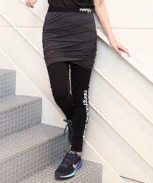 NERGY/nergy  essential シャーリングスカート/500869556