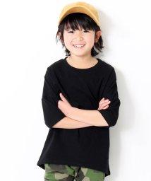 devirock/ゆるっとTシャツ カットソー 半袖Tシャツ/500878213