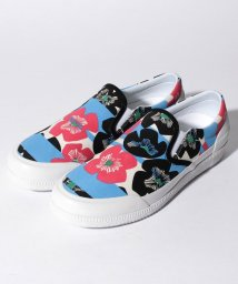 HUNTER/ORG FLORAL STRIPE PLIMSOLL/500865950
