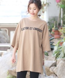 Bou Jeloud/【WEB限定】ビッグシルエット厚地Tシャツ/500868566