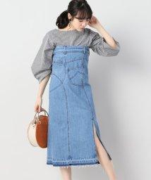 Spick & Span/【WHEIR BOBSON】BUSTIER DRESS/500883688