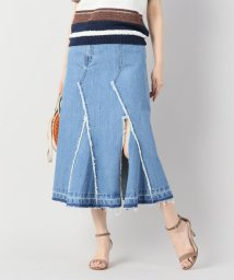 Spick & Span/【WHEIR BOBSON】ショートリメイクスカート/500883689