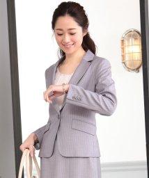 any SiS S/【洗える】T/Rウォッシャブルスーツ テーラードジャケット/500885859