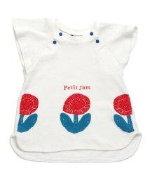 Petit jam / F.O.KIDS MART/3色3柄AラインTシャツ/500883199