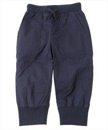 GLAZOS/裾リブ7分丈パンツ/500885600