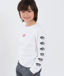 SHIPS KIDS/VANS×SHIPS KIDS:プリント ロングスリーブ TEE(100~150cm)/500885992