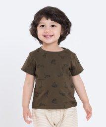 SHIPS KIDS/SHIPS KIDS:ベビー 恐竜 TEE(80~90cm)/500885996