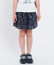 SHIPS KIDS/SHIPS KIDS:リバティ フレア スカート(100~130cm)/500886000