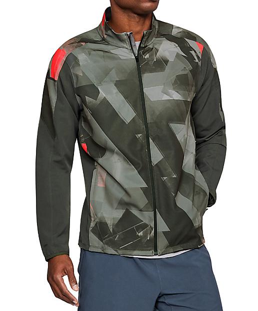 Under Armour Mens Ua Storm Out/&back Prt Jacket