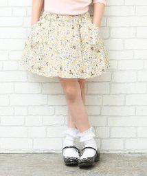 ROPE' PICNIC KIDS/【ROPE' PICNIC KIDS】フラワープリントパンツ付スカート/500886506