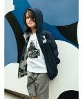 XLARGE KIDS/後ろプリント入りチノハーフパンツ/500887125