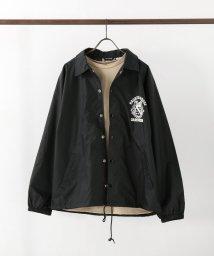 JOURNAL STANDARD/College Print Coach JKT / カレッジプリントコーチジャケット/500887821
