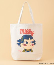 ROPE' PICNIC KIDS/【ROPE' PICNIC KIDS】【milky】ペコビッグトートバッグ/500845923