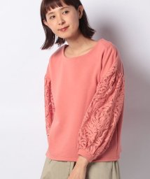 MELROSE Claire/裏毛+レース/500841745