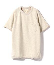 BEAMS MEN/BEAMS / カラーネップ カットオフ スウェットシャツ/500856783