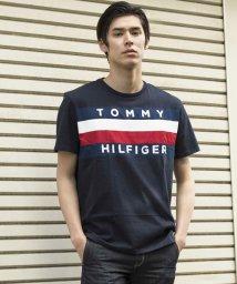 TOMMY HILFIGER MENS/【オンライン限定】UPSTATE FLAG TEE/500857406