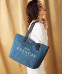 COACH/コーチ トート(デニム)/500878083