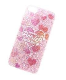 PINK-latte/ハートラメスマートフォンケース/500889499