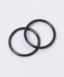 AZZURRO/AZZURRO【アズーロ】セグメントリングピアス(内径10mm)/500890569