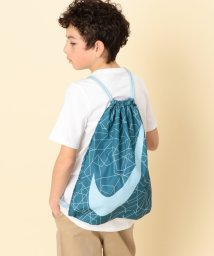 green label relaxing (Kids)/NIKE(ナイキ) グラフィックジムサック 12L/500847858