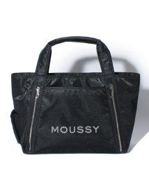 MOUSSY/【MOUSSY】LOGO NYLON トート/500869196